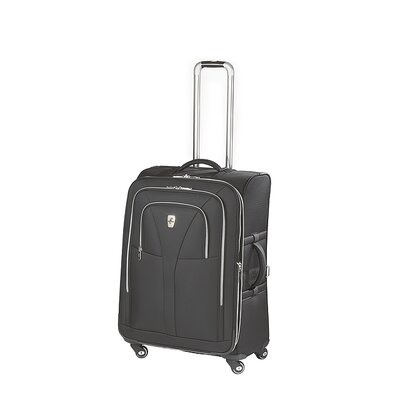 """Atlantic Luggage Compass Unite 25"""" Expandable Upright Spinner Suiter"""