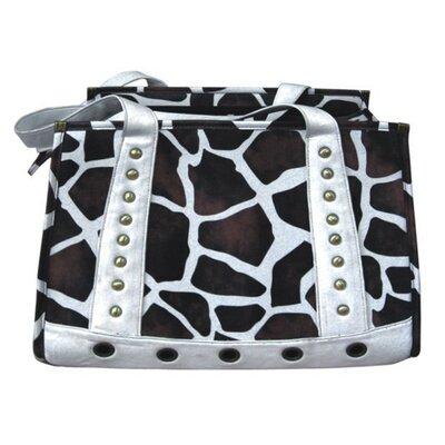 Giraffe Handbag Pet Carrier by Backbone Pet