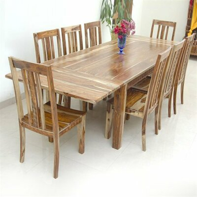 Sahara Extendable Dining Table by Aishni Home Furnishings