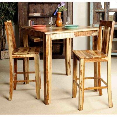 Sahara Pub Table by Aishni Home Furnishings