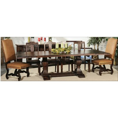 Castle Extendable Dining Table by Aishni Home Furnishings