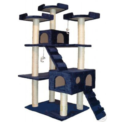 "Go Pet Club 72"" Cat Tree"