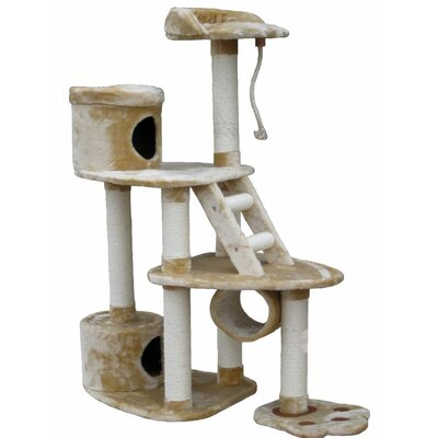 "Go Pet Club 59"" Cat Tree"