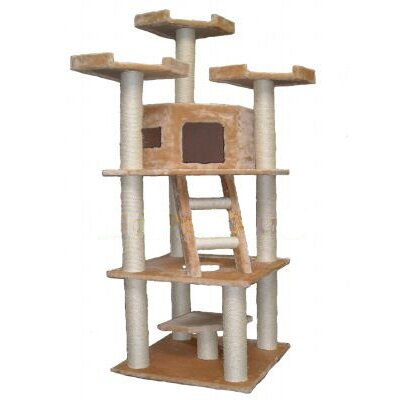 "Go Pet Club 78"" Cat Tree"