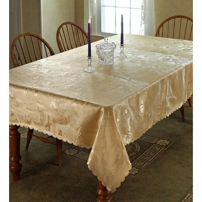 European Rose Tablecloth by Violet Linen