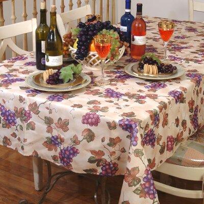 European Vineyard Tablecloth by Violet Linen