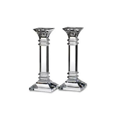 Marquis by Waterford Treviso Crystal Candlestick