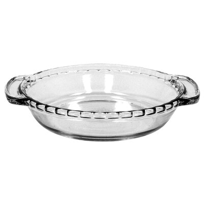 Pie Plate by Anchor Hocking