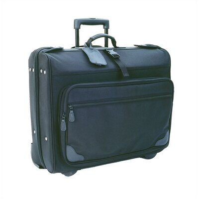Signature Series Deluxe Wheeled Garment Bag by Mercury Luggage