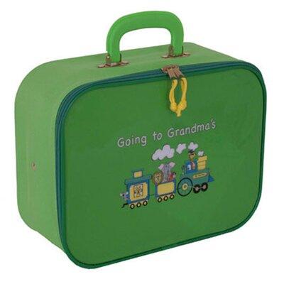 "Mercury Luggage Going to Grandma's 12.5"" Children's Suitcase"