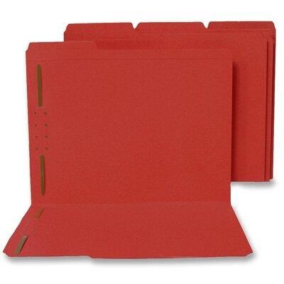 S J Paper Top Tab File Folder
