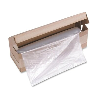 HSM of America,LLC 58 Gallon Shredder Bag (100 Bags/Roll)