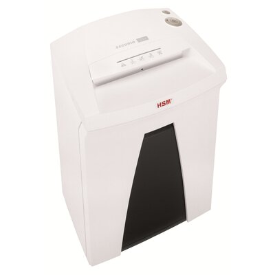 HSM of America,LLC HSM SECURIO B24s Strip-Cut Shredder, 22-24 Sheets, 9 Gallon Capacity