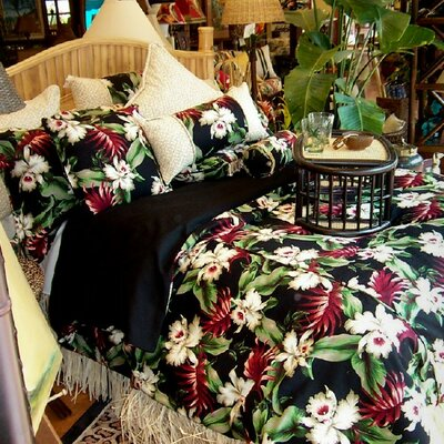 Orchids Bedding Collection by Hanalei