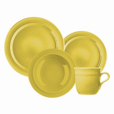 4 Piece Place Setting by Emile Henry