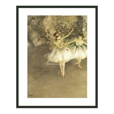 Frames By Mail Ballet Dancers by Degas Framed Painting Print