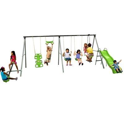 World of Fun Swing Set Product Photo
