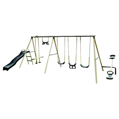 Fun Fantastic Swing Set II Product Photo