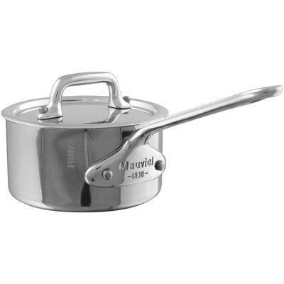 M'Mini 4-qt Sauce Pan by Mauviel