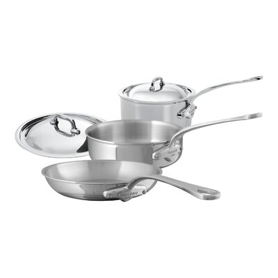 M'Cook 5 Piece Cookware Set by Mauviel