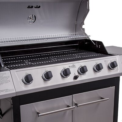Char Broil 6 Burner Gas Grill Types and Specification