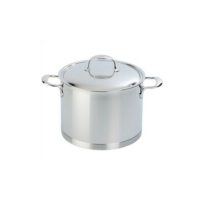 Demeyere Atlantis Stock Pot with Lid