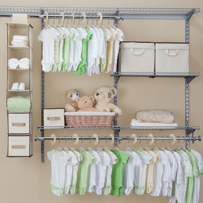 Nursery Closet Storage Set Product Photo