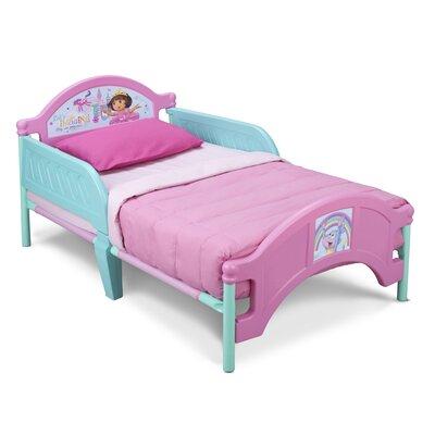 Dora Toddler Bed by Delta Children