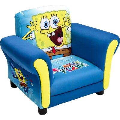 SpongeBob Kids Club Chair by Delta Children