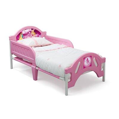 Disney Princess Toddler Bed by Delta Children