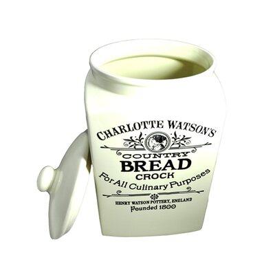Henry Watson Charlotte Watson 120-Ounce Bread Crock