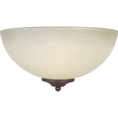 "Forte Lighting 12.75"" One Light Wall Sconce"