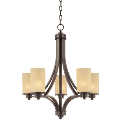 Parkdale 5 Light Chandelier Product Photo