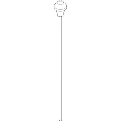 Delta Arzo Lift Rod Assembly for Bathroom / Kitchen Faucet