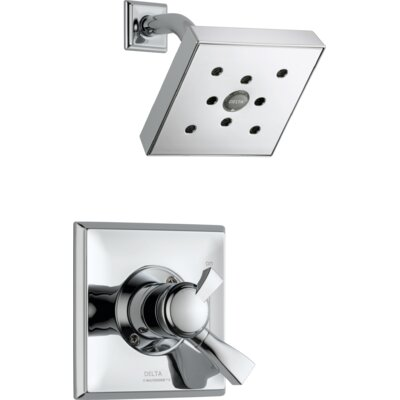 Dryden Shower Faucet Trim with Lever Handles Product Photo