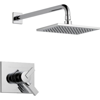 Vero Monitor 17 Series Diverter Shower Faucet Trim with Lver Handle Product Photo