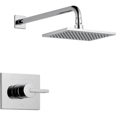 Vero Diverter Shower Faucet Trim with Lever Handle Product Photo