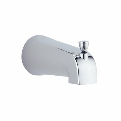 Wall Mount Tub Spout Trim with Diverter Product Photo