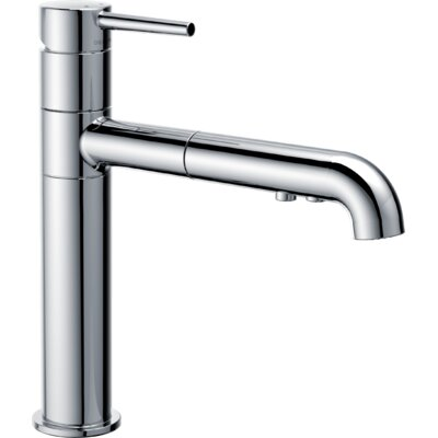 Trinsic Single Handle Pull-Out Kitchen Faucet Product Photo