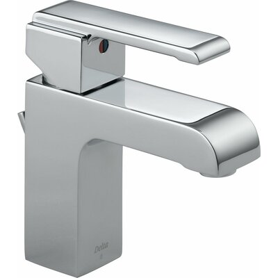 Arzo Series Single Hole Bathroom Faucet with Single Handle Product Photo