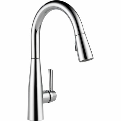 Essa Single Handle Pull Down Kitchen Faucet Product Photo