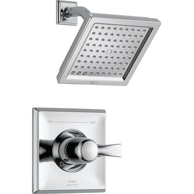 Dryden Monitor Pressure Balance Diverter Shower Faucet with Lever Handles Product Photo
