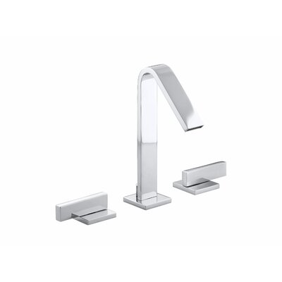 Loure Widespread Bathroom Sink Faucet Product Photo