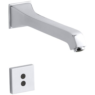 Kohler Memoirs Wall-Mount Commercial Bathroom Sink Faucet with 8-3/16 ...