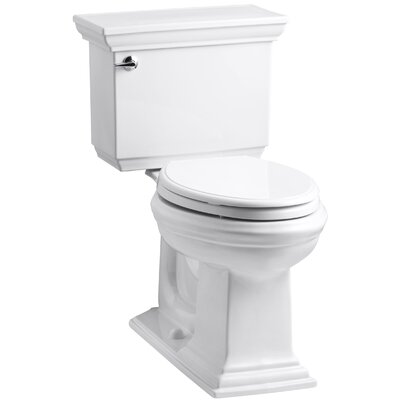 Memoirs Stately Comfort Height 2 Piece 1.28 GPF Elongated Toilet Product Photo