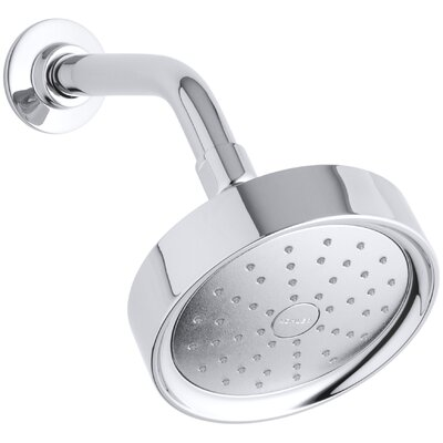 Purist 2.0 GPM Single-Function Shower Head with Katalyst Air-Induction Spray Product Photo
