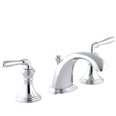Devonshire Widespread Bathroom Sink Faucet Product Photo