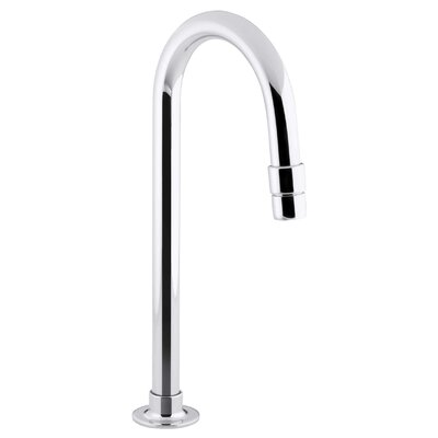 Bathroom Sink Gooseneck Spout with Aerator Product Photo