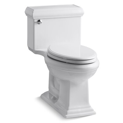 Memoirs Classiccomfort Height One-Piece Elongated 1.28 GPF Toilet with Aquapiston Flush Technology and Left-Hand Trip... Product Photo