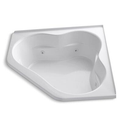 """Kohler Tercet 60"""" x 60"""" Whirlpool Bathtub"""